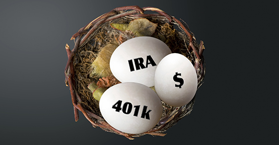 Are your retirement savings secure from creditors?