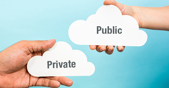 Taking the hybrid approach to cloud computing
