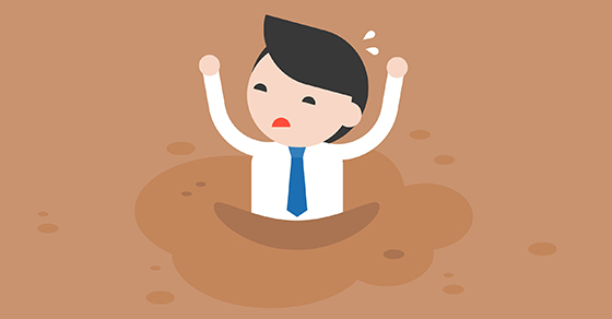 Is your business stuck in the mud with its marketing plan?