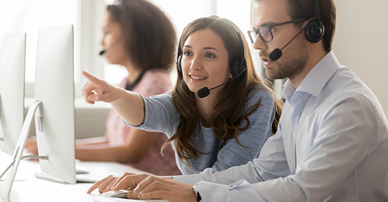 Build long-term relationships with CRM software
