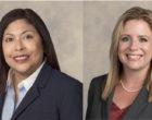 Our New Senior Tax Manager Mia Ramirez-Powell & Tax Manager Amanda Grantham