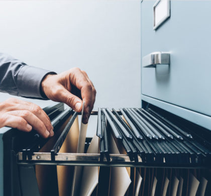 Tax Planning Includes Keeping Good Records