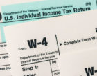 2020 Tax Withholding: the new Form W-4