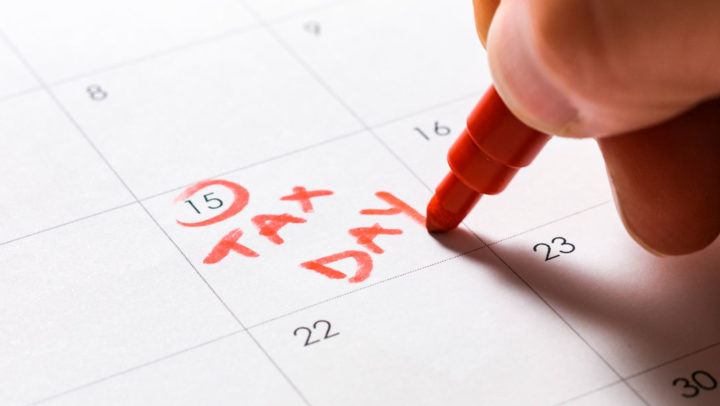 Additional Tax Deadlines Extended